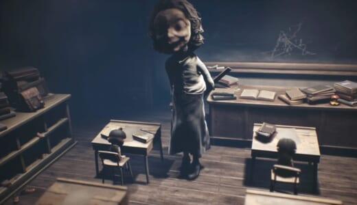 【リトルナイトメア2考察】学校と病院は〈子供の怖いもの〉を暗示している説