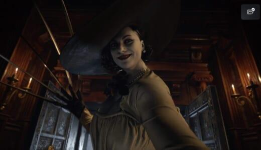 【バイオハザード8】魔女ドミトレスク夫人の海外での反応とコスプレ画像まとめ【かわいい?】